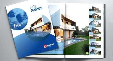 Katalog hiš Primus