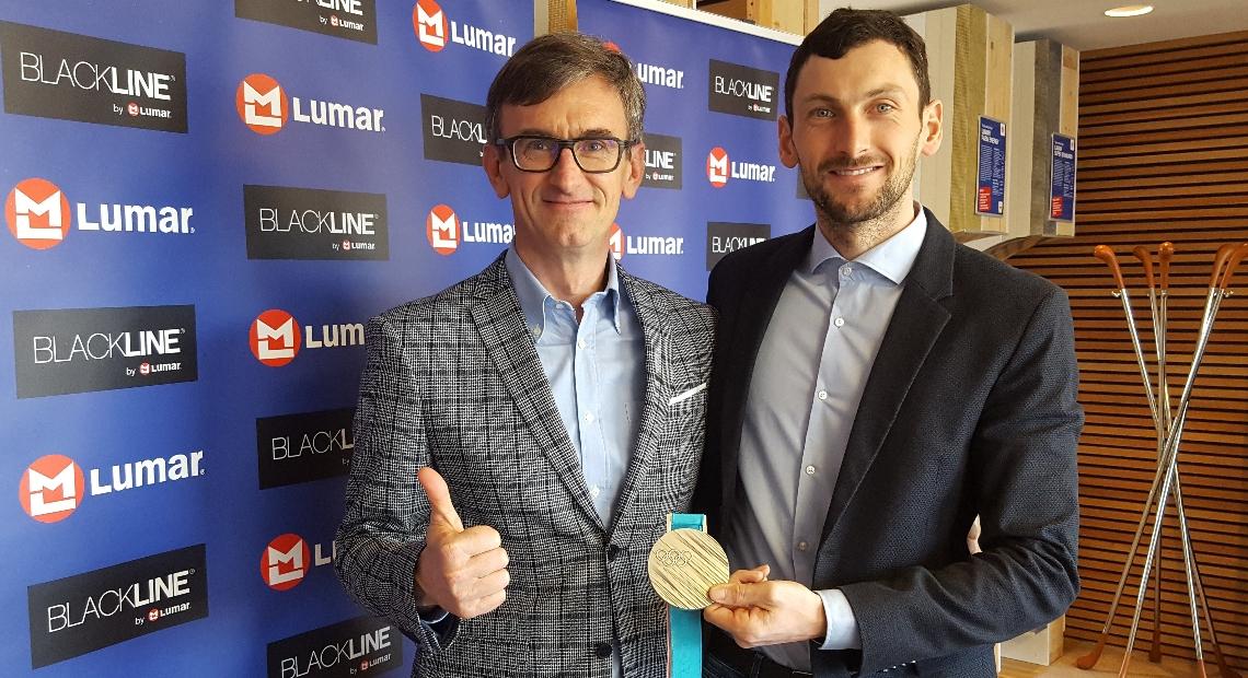 Lumar - Jakov Fak obiskal Lumar