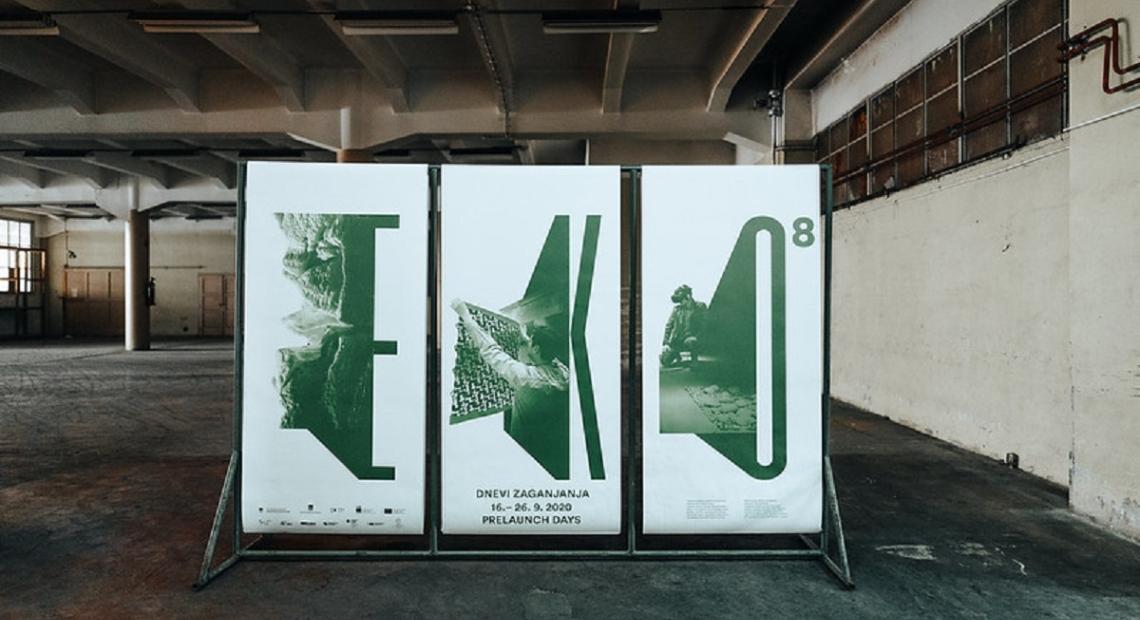 Lumar - Ponosni partner EKO 8, trienale umetnost in okolje.