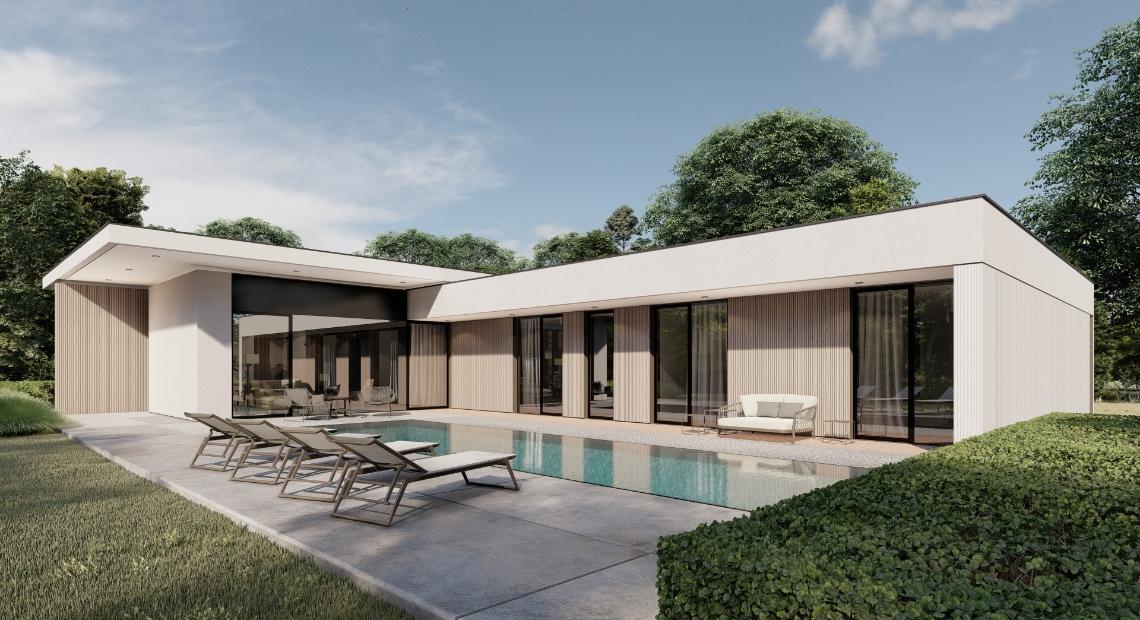 Lumar - Predstavili novo linijo hiš Lumar GreenLine in partnerstvo s podjetjem Etrel