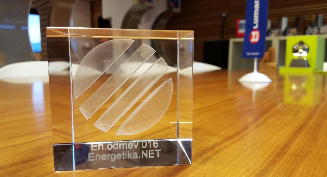 Lumar - Smo energetsko najbolj odmevno veliko podjetje