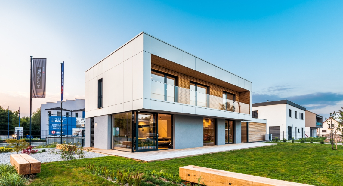 Lumar - Smo med finalisti za nagrado ACTIVE HOUSE AWARD 2021