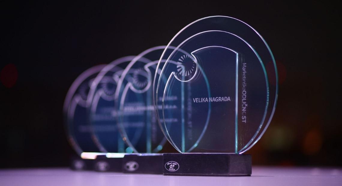 Lumar - Smo med finalisti za veliko nagrado Marketinška odličnost 2019