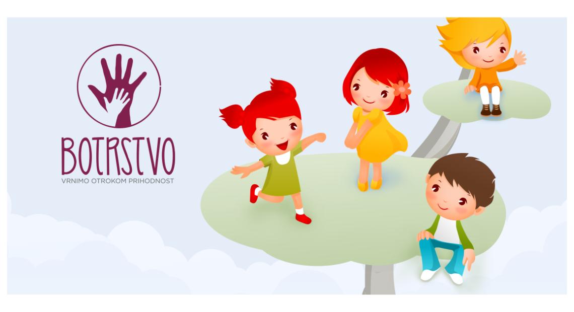 Lumar - Tudi letos smo partnerji projekta Botrstvo v Sloveniji