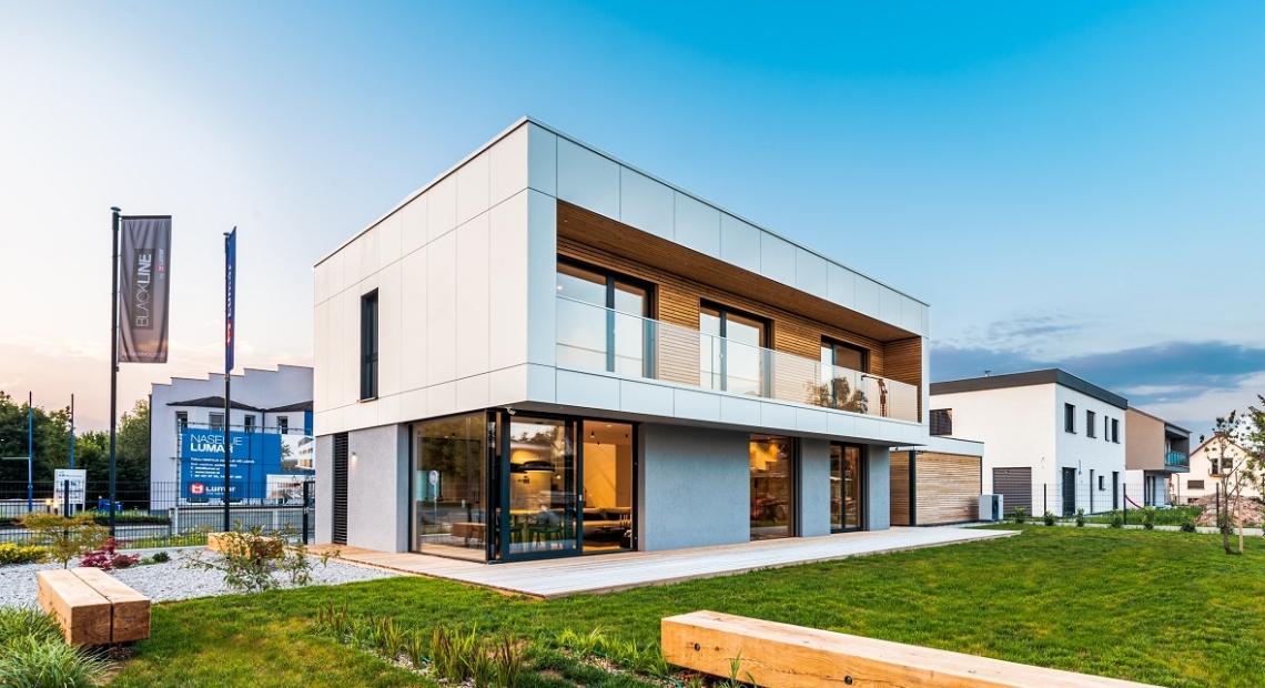 Lumar - Dnevi pasivnih hiš 2019 - vrhunske hiše Lumar na ogled