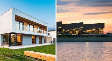 Festival Odprte hiše Slovenije - na ogled dva vzorčna trajnostna objekta Lumar