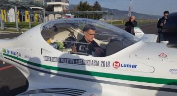 Matevž Lenarčič začel z misijo Zero emission living