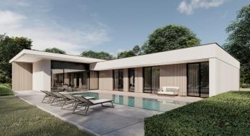Predstavili novo linijo hiš Lumar GreenLine in partnerstvo s podjetjem Etrel