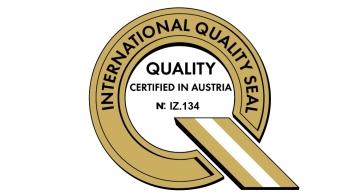 Prejeli nov certifikat kakovosti