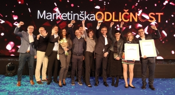 Smo zmagovalec nagrade Marketinška odličnost 2019