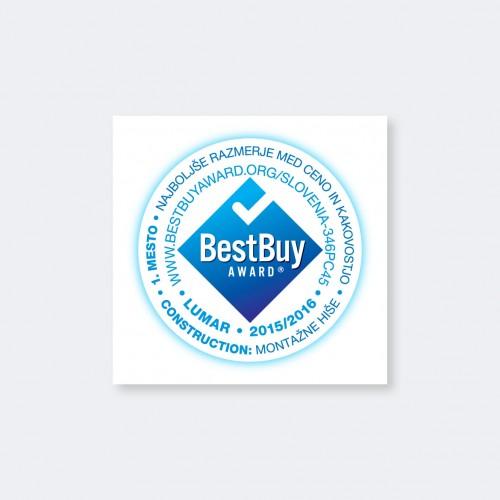 Lumar - Best Buy Award