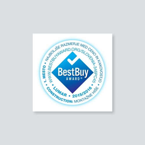 Lumar - Best Buy Award