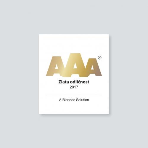 Lumar - Bonitetna ocena AAA
