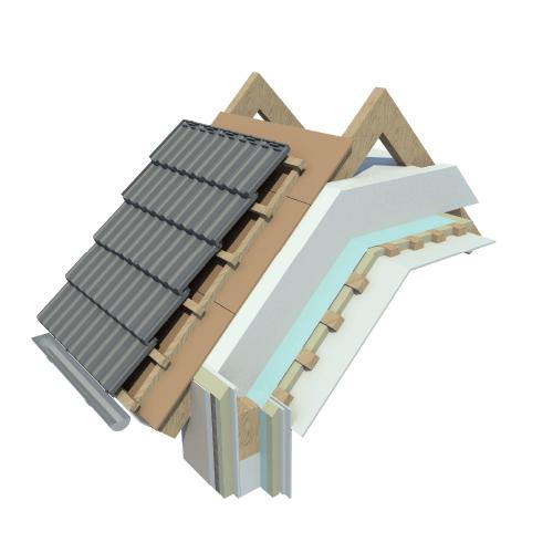 Streha Lumar Pasiv