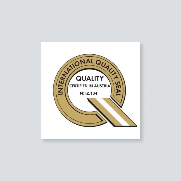Lumar - Znak kakovosti Austria Gütezeichen