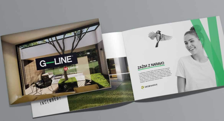 Lumar - Katalog hiš GreenLine