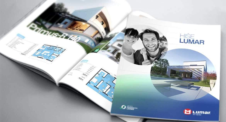 Lumar - Katalog hiš Lumar