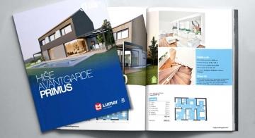Lumar - Katalog hiš Primus