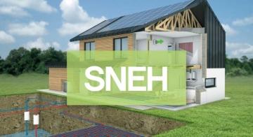 Lumar - Skoraj nič-energijske hiše Lumar (SNEH)