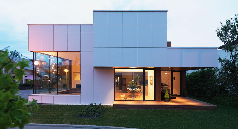 Lumar - Vzorčne hiše